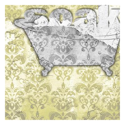 Soak Prints by Diane Stimson
