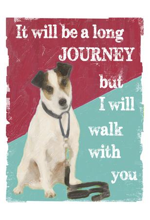 Long Journey Prints by Taylor Greene