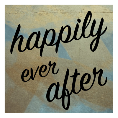 Happy Ever After Posters by Victoria Brown