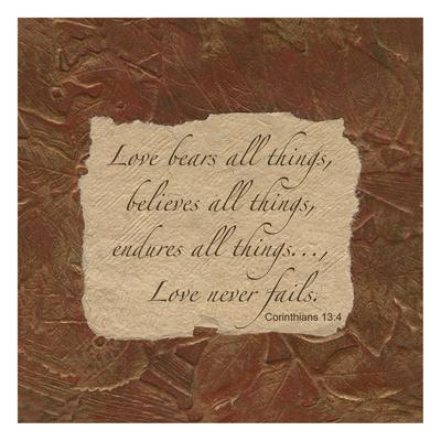 Corinthian Love Prints by Smith Haynes