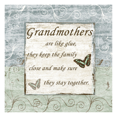 Grandmothers Print by Sheldon Lewis
