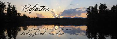 Sunset Reflection Prints by Suzanne Foschino