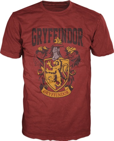 Harry Potter- Gryffindor Shield T-Shirt