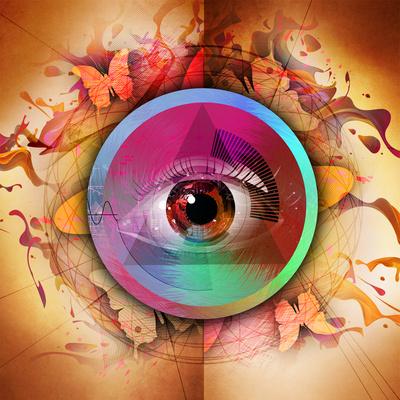 Eye Illuminati Prints by  reznik_val