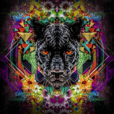 Panther Prints by  reznik_val