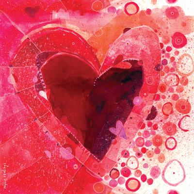 RR Heart 7 Prints by Robbin Rawlings