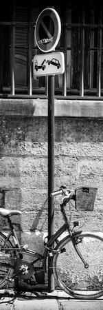 Paris Focus - No Parking Photographic Print by Philippe Hugonnard