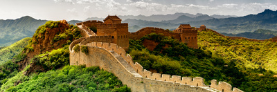 China 10MKm2 Collection - Great Wall of China Photographic Print by Philippe Hugonnard