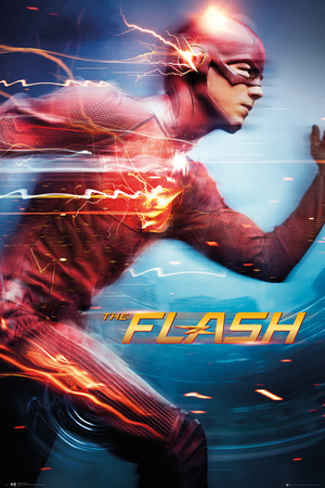 The Flash- Feel The Speed Prints