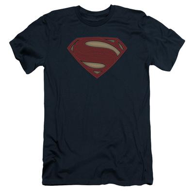 Batman vs. Superman- Super Movie Logo (Slim Fit) Shirt