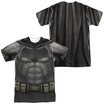 Batman vs. Superman- Batman Uniform Costume (Front/Back) Sublimated