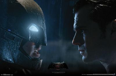 Batman vs. Superman - Stare Posters
