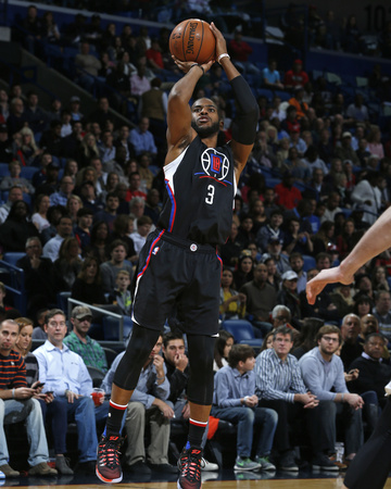 Los Angeles Clippers v New Orleans Pelicans Photo by NBA Photos