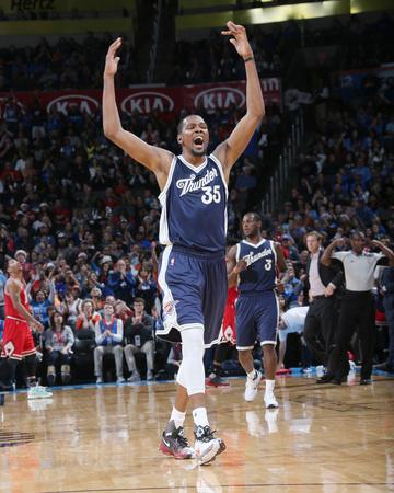 Chicago Bulls v Oklahoma City Thunder Photo by Layne Murdoch