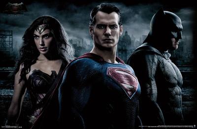 Batman vs. Superman - Trio Posters