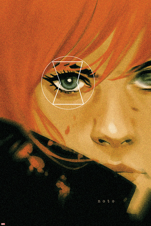 Black Widow No. 18 Cover Posters by Phil Noto