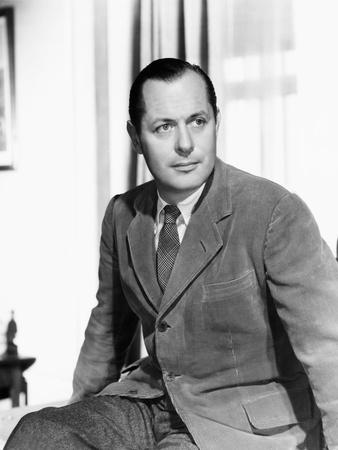 Robert Montgomery, Ca. 1940 Photo