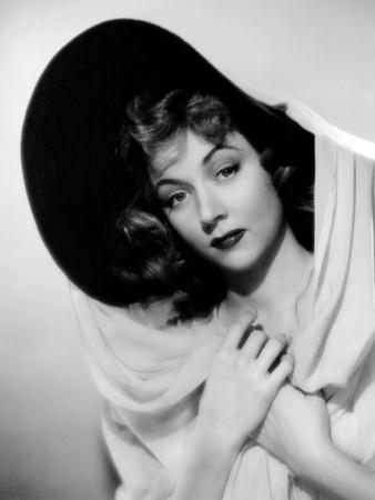 Gloria Grahame, Ca. Mid-1950s Photo
