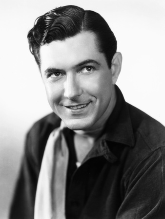 Johnny Mack Brown, Ca. Mid-1930s Photo