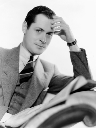 Robert Montgomery, Ca. Mid-1930s Photo
