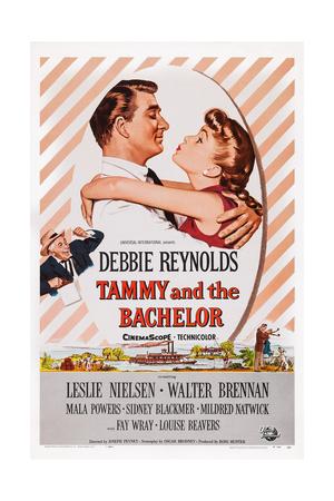 Tammy and the Bachelor Giclee Print