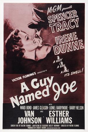 A Guy Named Joe Giclee Print
