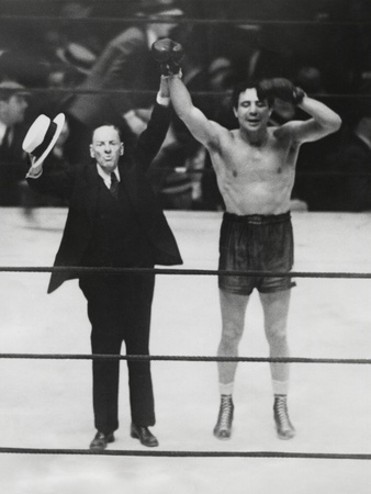 Victorious Max Baer's Became the World's Heavyweight Champion after Defeating Primo Carnera Photo