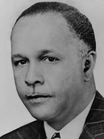 Dr. Percy L. Julian Was Awarded 130 Chemical Patents, Many of Medicinal Drugs from Plants Photo