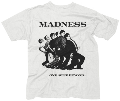 Madness- One Step Beyond Magliette