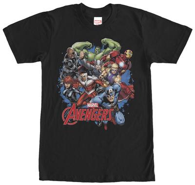Avengers- Assembled T-shirts
