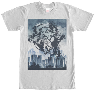 Avengers- City Protectors T-shirts