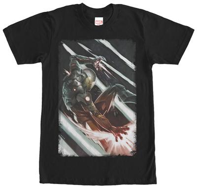 Iron Man- Light Em Up T-shirts