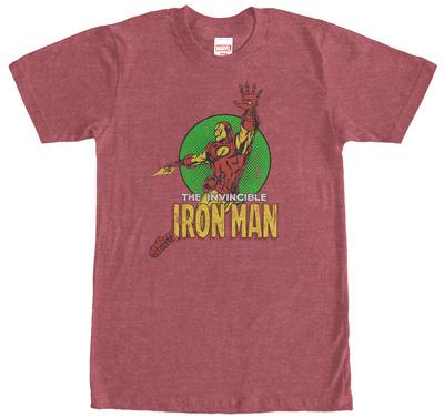 Iron Man- Up And Away Shirts