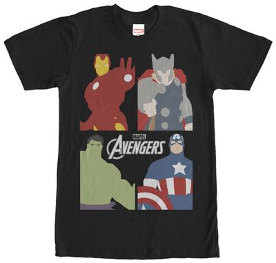 Avengers- Block Party T-shirts