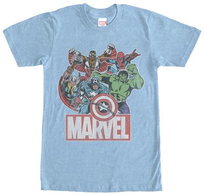 Avengers- Heroes Assembled (Premium) Shirts