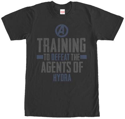 Avengers- Training To Defeat Hydra T-Shirt