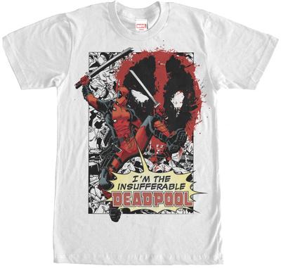 Deadpool- I'm Insufferable T-Shirt