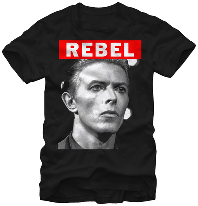 David Bowie- Big Rebel T-Shirt