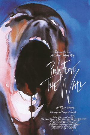 Pink Floyd- The Wall Film Poster