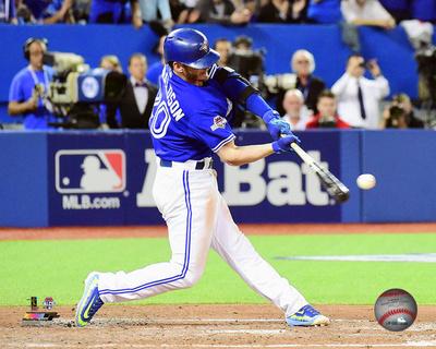Josh Donaldson Game 4 of the 2015 American League Championship Series Photo