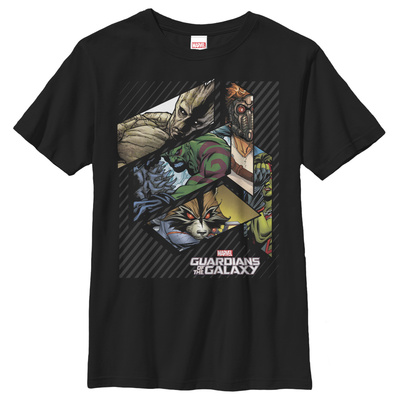 Youth: Guardians Of The Galaxy- Galactic Heroes Tシャツ