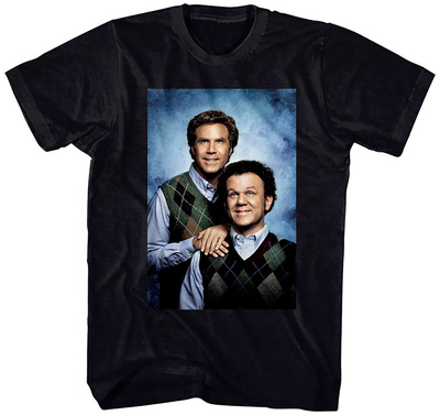 Step Brothers- Movie Poster Shirts