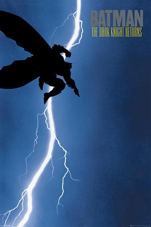 Batman- The Dark Knight Returns Prints