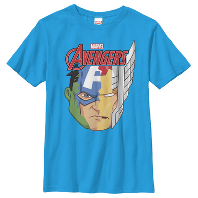 Youth: Avengers- Combined Heroes Shirts