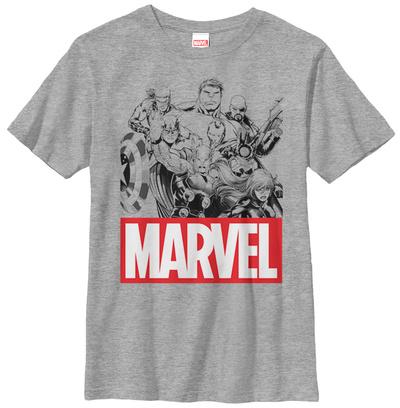 Youth: Avengers- Marvel Classics Shirts