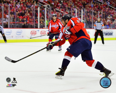 Alex Ovechkin scores his 500th NHL Goal- January 10, 2016 Photo