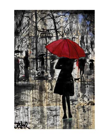 Metro Prints by Loui Jover