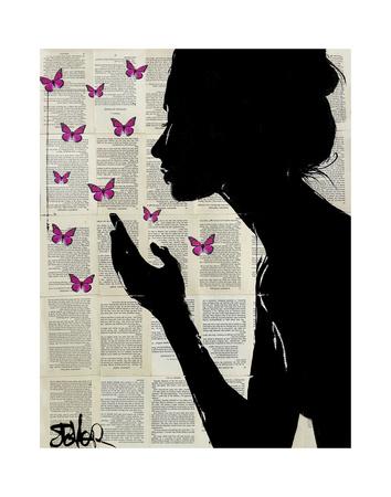 Simplicity Prints by Loui Jover