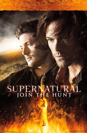 Supernatural- Join The Hunt Prints