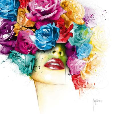 La Vie en Rose Wydruk giclee